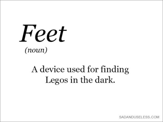 What These Common Words Really Mean (21 pics)