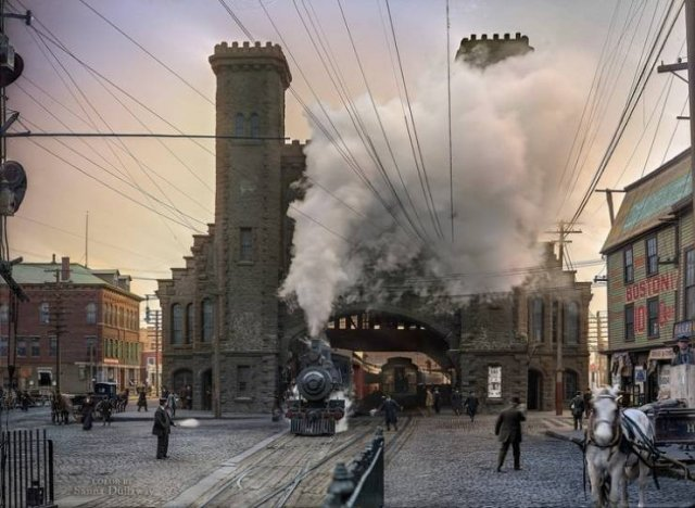 Colorized Historical Photos (20 pics)
