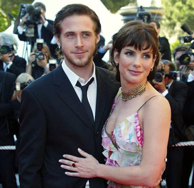 Did You Know These Celebrity Couples Existed? (27 pics)