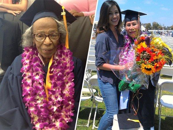 Elderly Graduates Are Awesome (22 pics)