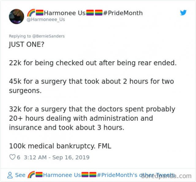 US Medical Bills… This Health System Is Totally Broken (31 pics)