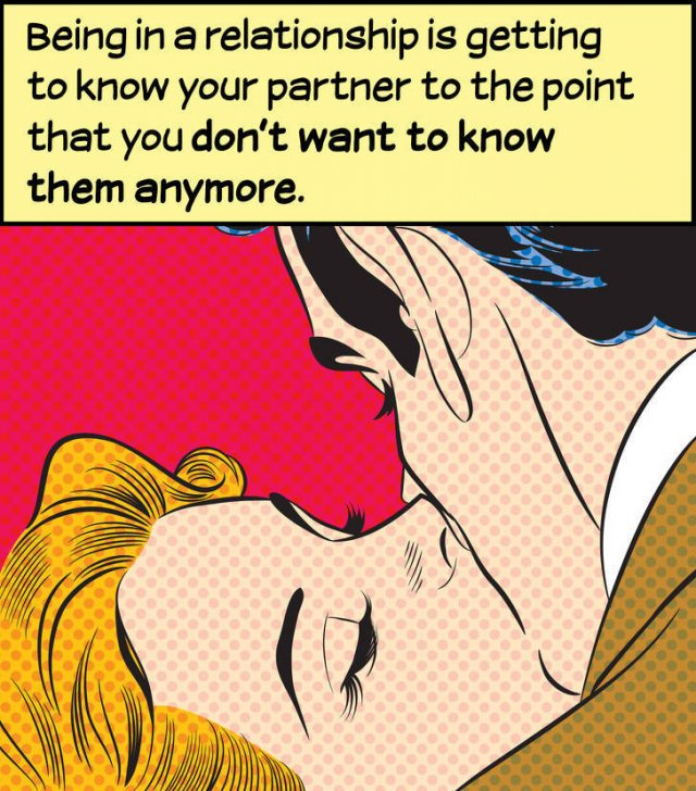Comics About Modern Dating (21 pics)
