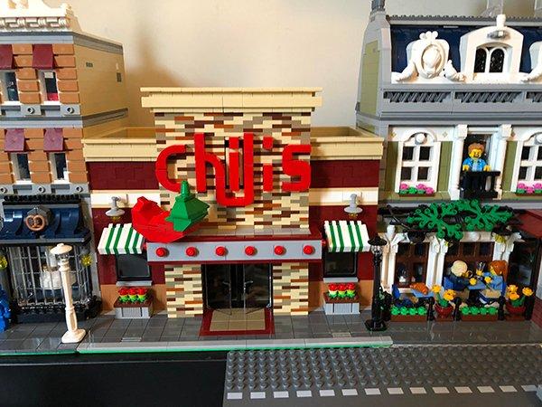 Awesome LEGO Models (35 pics)