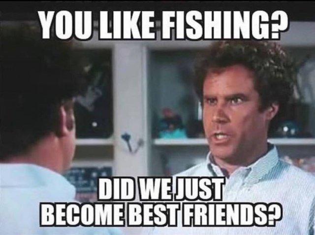 Fishing Memes (30 pics)