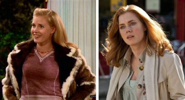 First Roles Vs. Latest Roles Of The 2019 Emmy Nominees (28 pics)