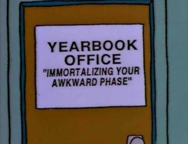 """Funny Signs On """"The Simpsons"""" (30 pics)"""