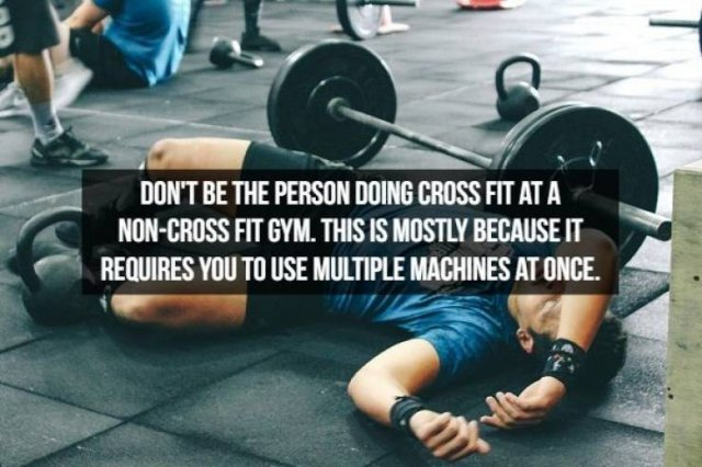 We Hate People Like This At The Gym (16 pics)