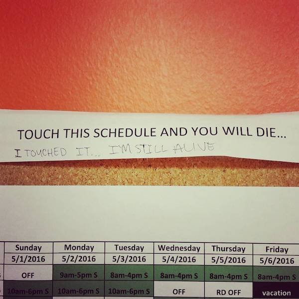 Office Signs (35 pics)