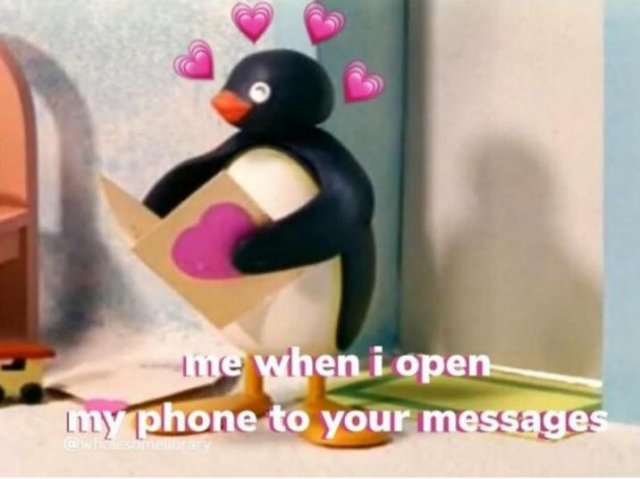 Flirting Memes (33 pics)
