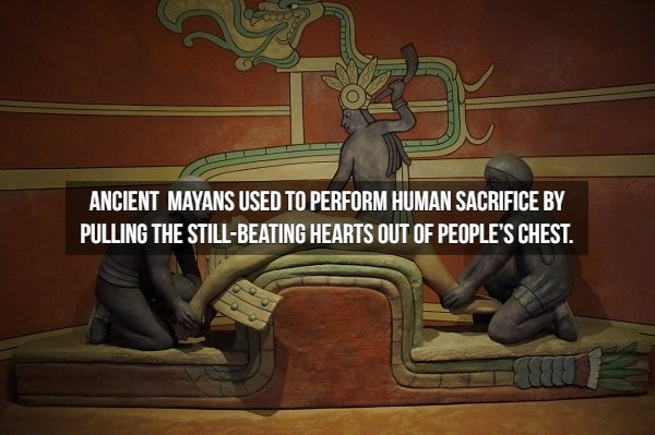 Scary Historical Facts (17 pics)