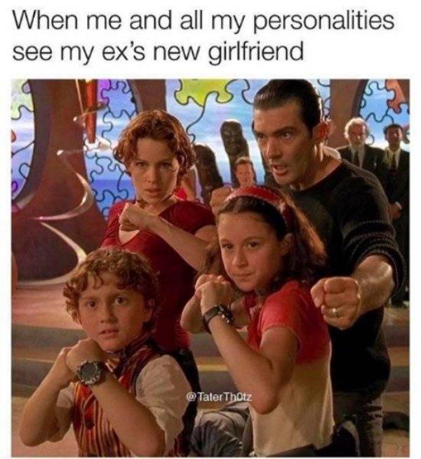 Memes About Ex (45 pics)
