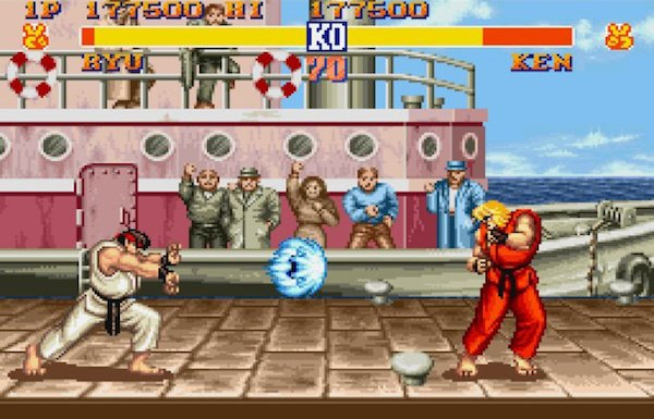 Amazing Arcade Games From The Past (20 pics)