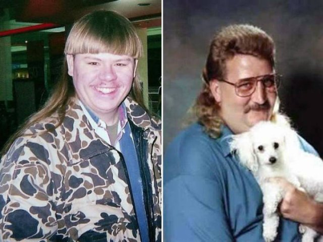 Ugly Mullets (22 pics)
