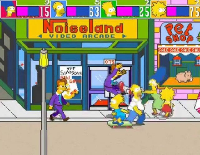 Cool Arcade Games From The 90's (20 pics)