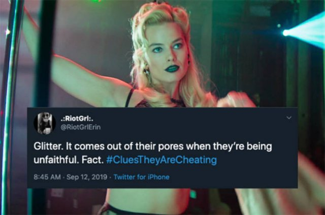 Clues They Are Cheating (20 pics)