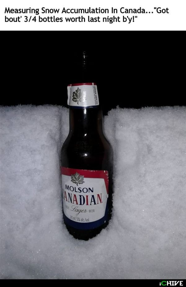 Welcome To Canada (27 pics)