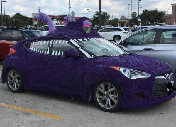 Crazy Cars (40 pics)