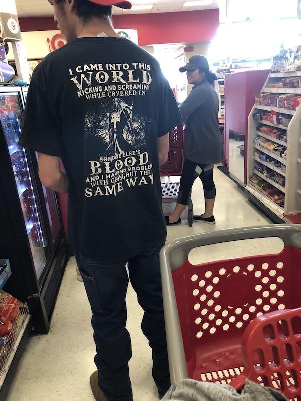 """Badass"" Shirts (31 pics)"