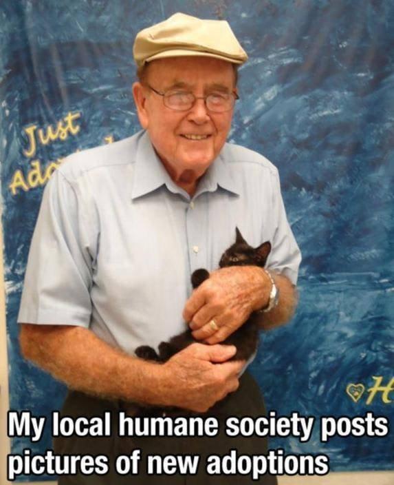 Elderly People Are Priceless (34 pics)
