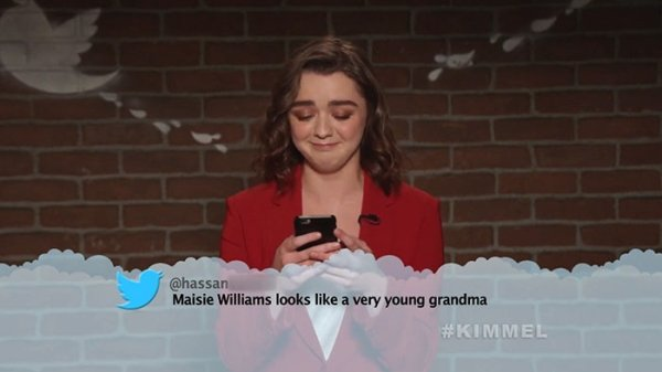 Celebs Reading Mean Tweets About Themselves (16 pics)