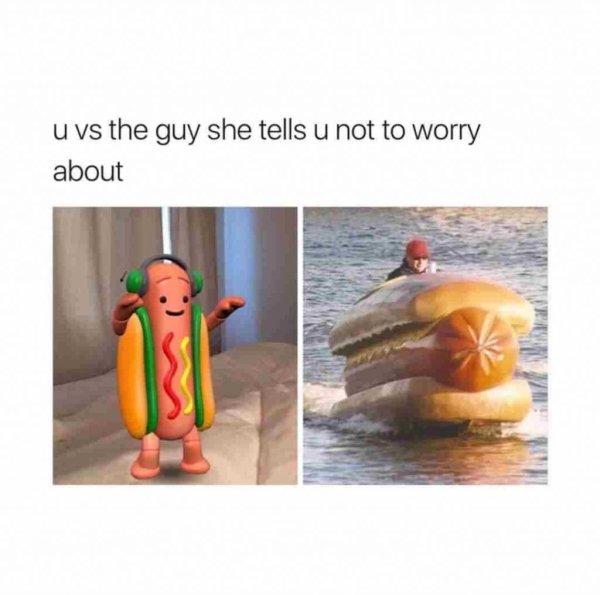 Hot Dog Memes (35 pics)