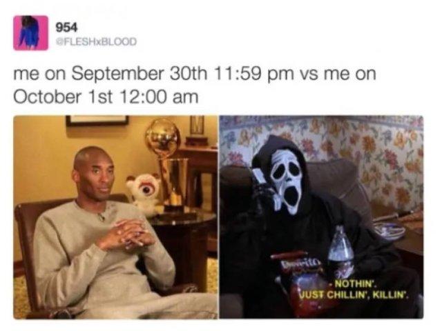 October Memes (29 pics)