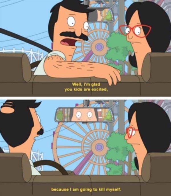 Funniest Moments from 'Bob's Burgers' (28 pics)
