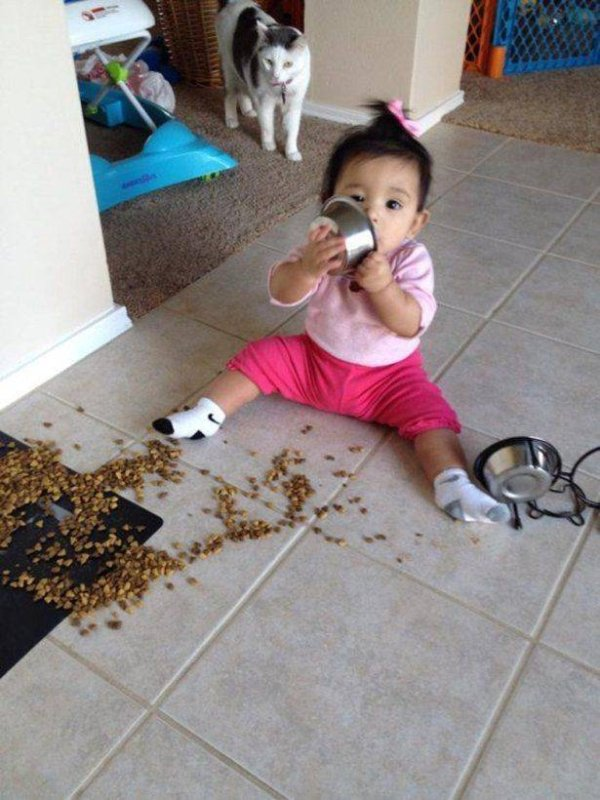 Kids Mean Mess (30 pics)