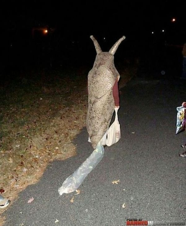 Funny And Cheap Halloween Costumes (25 pics)