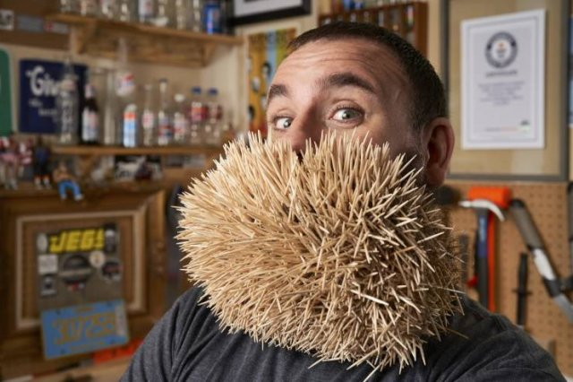 Strange Guinness World Records (19 pics)