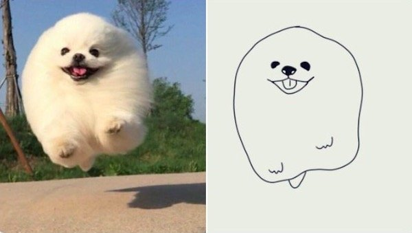 Hilarious Poorly-drawn Animals (33 pics)