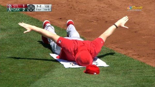 Baseball Games Out Of Context (24 pics)