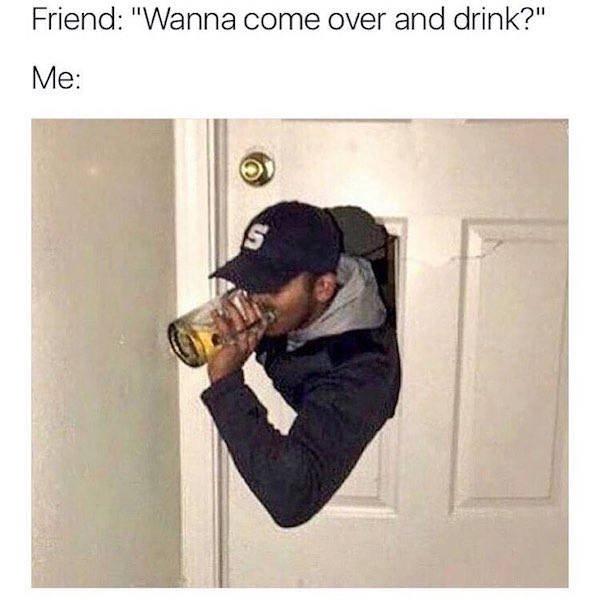Alcohol Memes (28 pics)