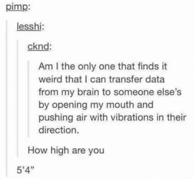 Don't Ever Try To Be That High (25 pics)