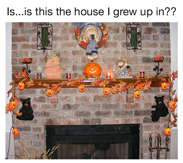 Halloween Pics From The 90s (25 pics)