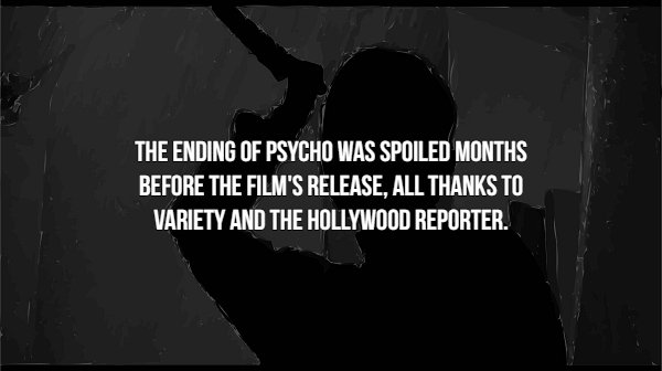 Scary Facts About Horror Films (15 pics)