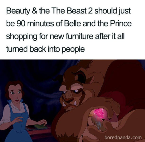 Did You Know About These Disney Stuff? (33 pics)