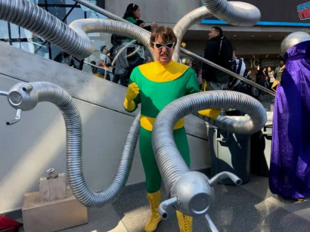 Cosplay At The New York Comic Con (47 pics)