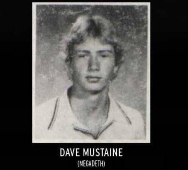 Rockstars And Their Yearbooks (34 pics)