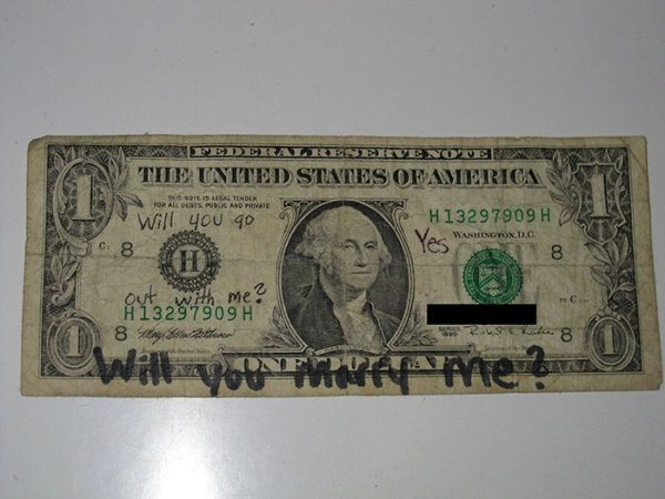 One-Dollar Story (10 pics)