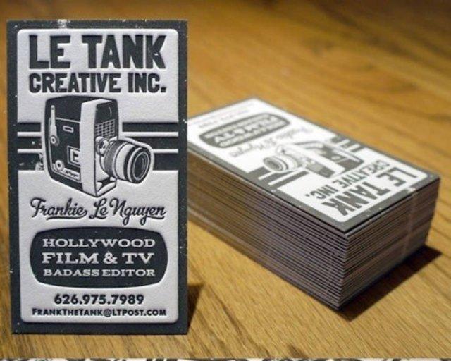 Creative Design Business Cards (34 pics)