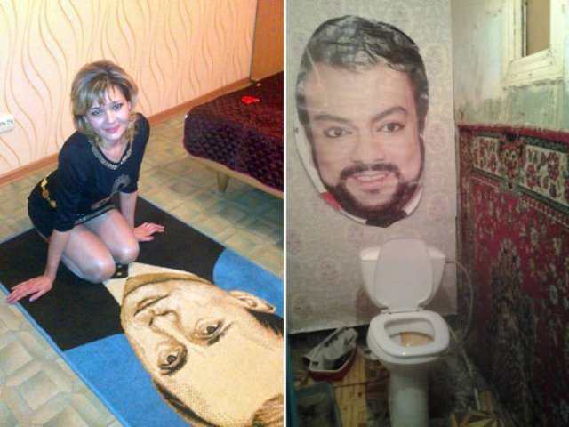 Russians & Carpets Together Everywhere (23 pics)