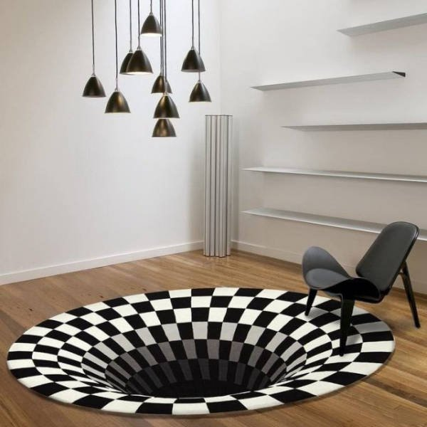 These Floors Play With Your Brain (30 pics)