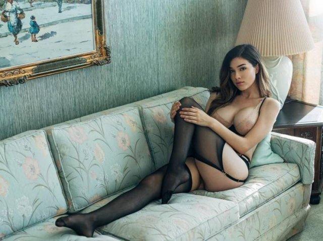 Very Hot Lingerie Girls (57 pics)