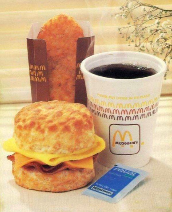 80's Fast Food Photos (30 pics)