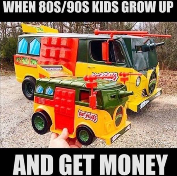 Memes From The '80s And '90s (30 pics)