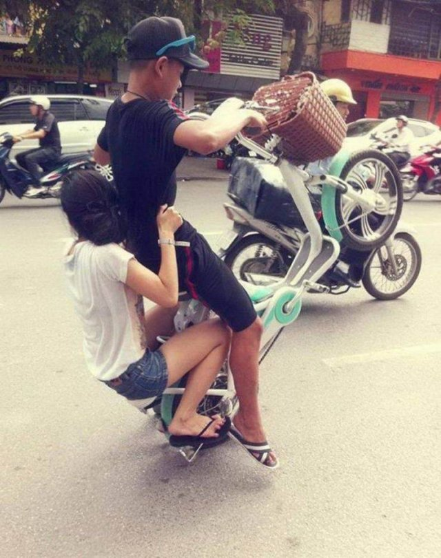 Asians Think Differently (47 pics)
