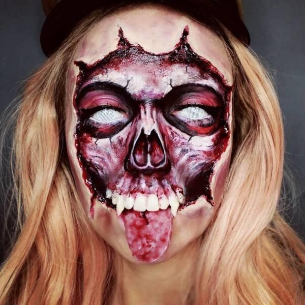 Professional MakeUp Artist (54 pics)
