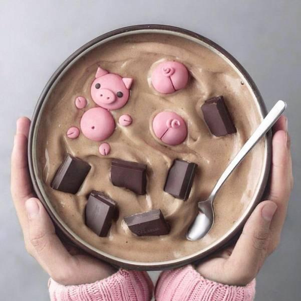 Delicious Vegan Food (30 pics)