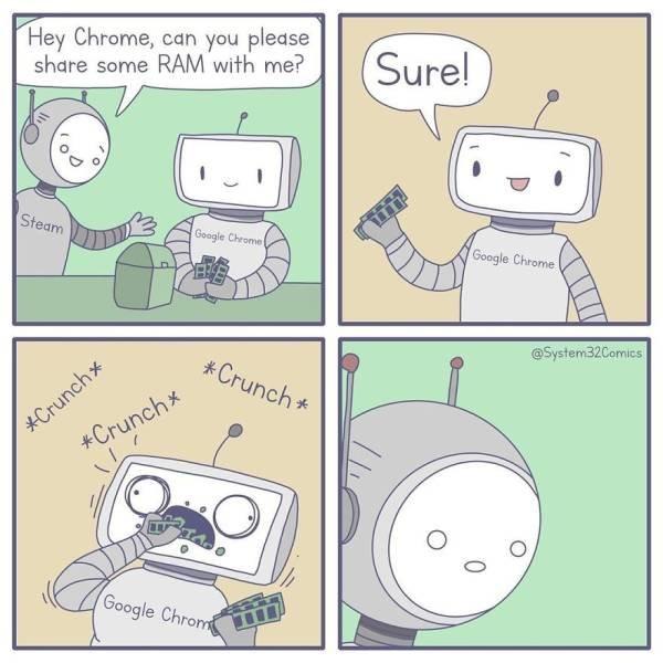 Comics About Computers (19 pics)